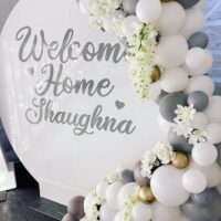Shaughna Phillips Welcome Home Party Love Island